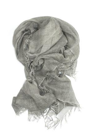 Enry greige shawl - FALIERO SARTI