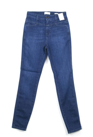 Jeans Skinny Pusher electric blue - CLOSED