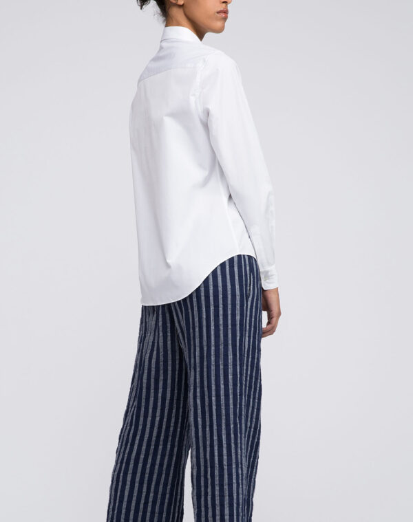 Shirt cotton poplin white - ASPESI