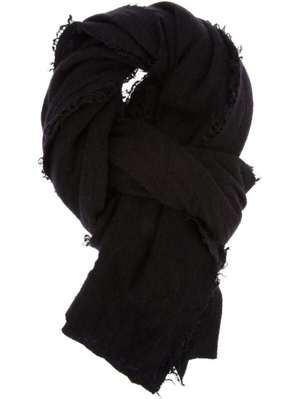 PEDRO black shawl - FALIERO SARTI